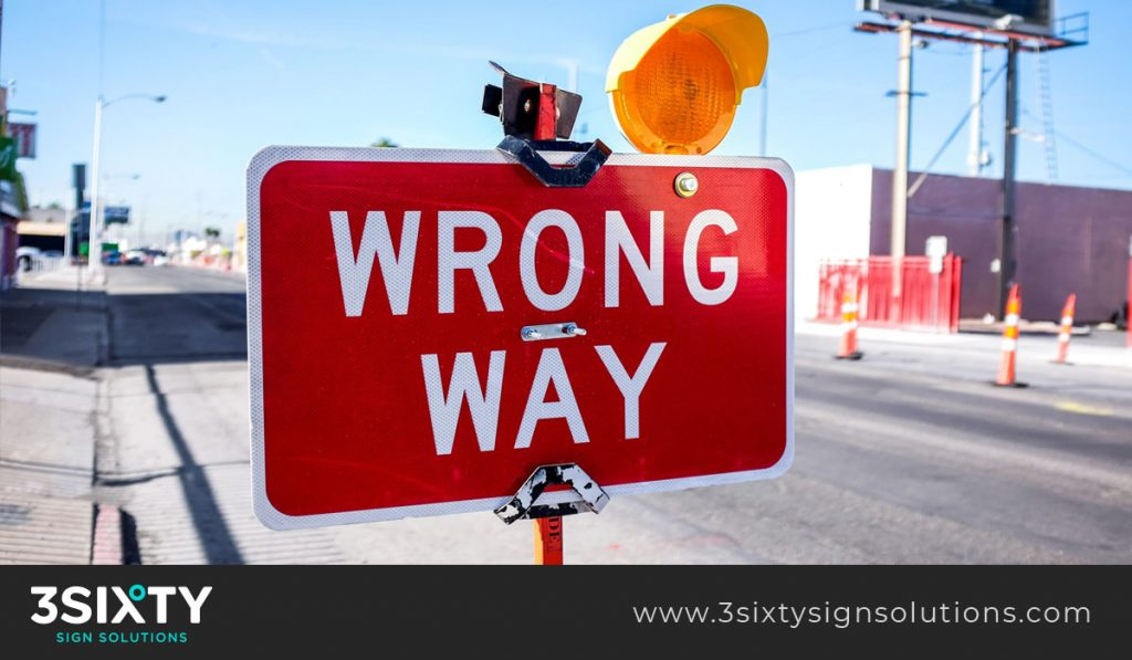 Custom Wayfinding And Directional Signage