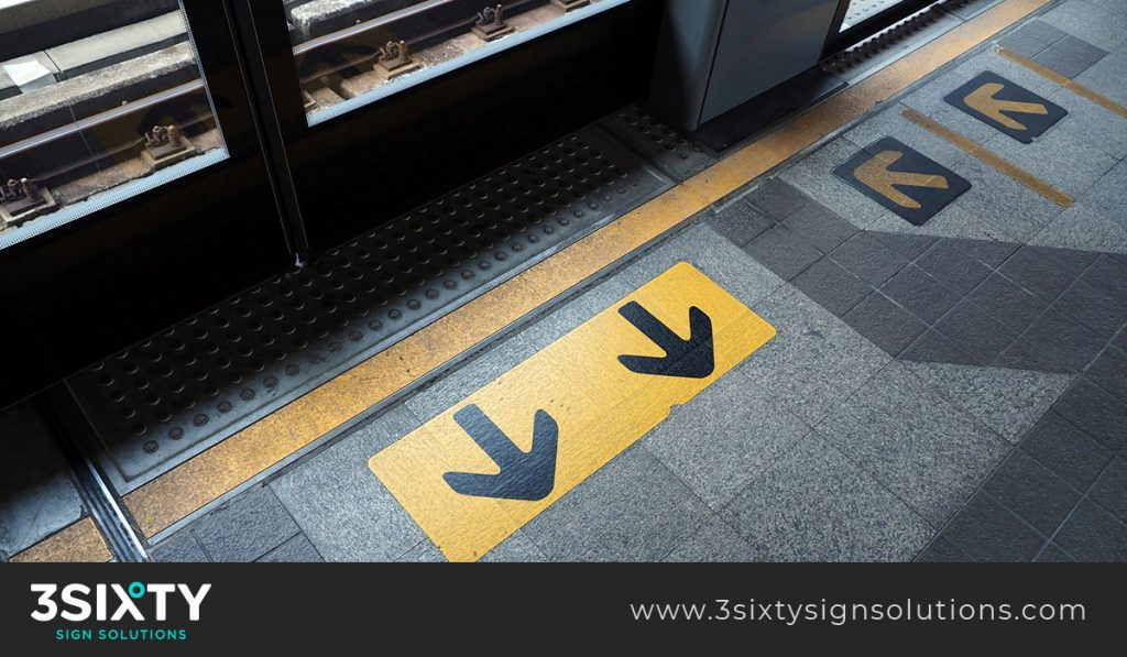 Custom Wayfinding Signage or Directional Signs