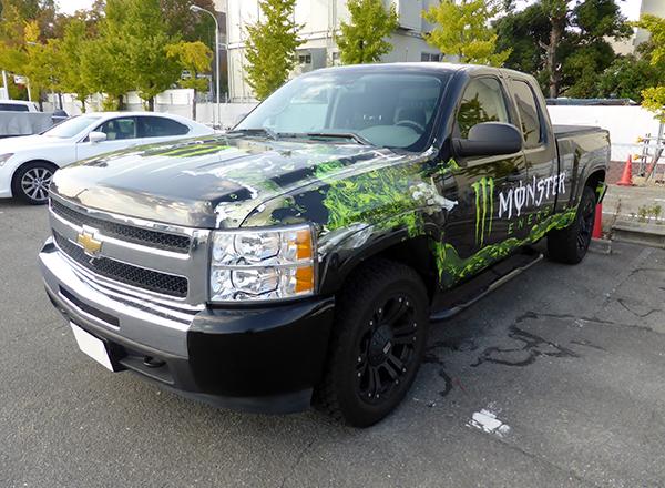 Vehicle & Car Wraps