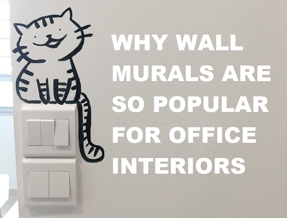 Custom Office Wall Decals in Edmonton