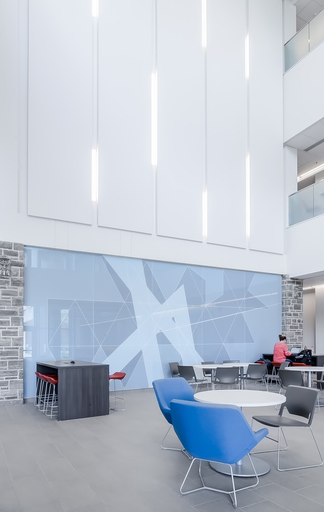 Office Wall Murals in Edmonton