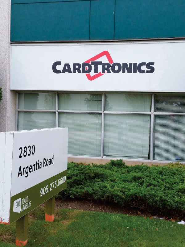 Commercial Building Signs in Edmonton, AB