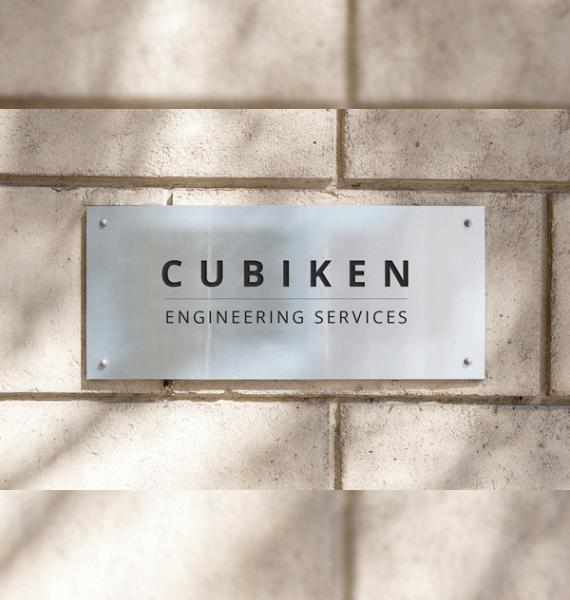 Cubekin Acrylic Signs in Edmonton, AB